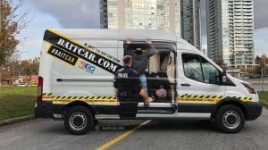 "A promotional photo for B.C.'s ""bait car"" program. (Facebook/baitcar)"