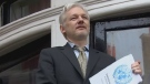 Court filing cites charges against Julian Assange