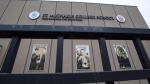 St. Michael's College School is shown in Toronto on Thursday, November 15, 2018. An investigation is underway into an alleged sexual assault at a prestigious private school in Toronto, police said Wednesday as the institution announced it had expelled students over two serious incidents. THE CANADIAN PRESS/Frank Gunn