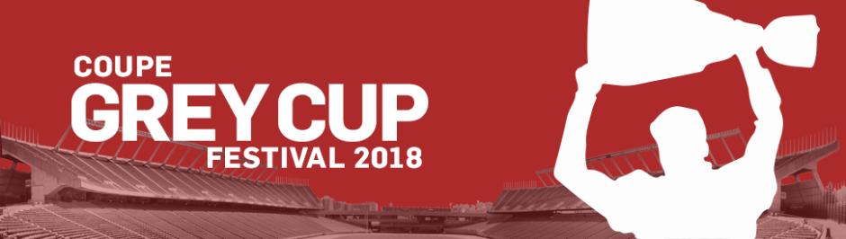 Grey Cup Festival header
