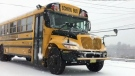Snow creates school bus chaos in Halifax