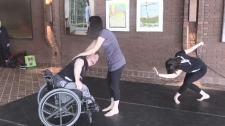 An inclusive dance group from Ottawa shows the power of possibility and is inspiring others to take up the art. Eric Taschner reports.
