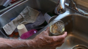 City working to combat brown water