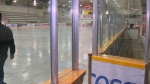 Winkler arena without ice following malfunction