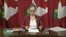 Reaction in Sudbury to the Ford government's decision to cut the Ontario Environmental Commissioner position. Matt Ingram reports.