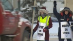 Job action could hinder holiday deliveries