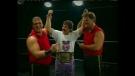 Randy Tieman wrestling