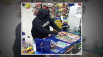 Variety store robbed
