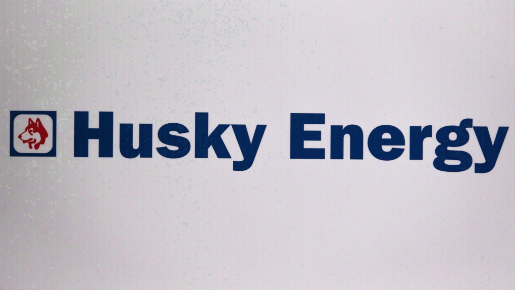 The Husky Energy logo