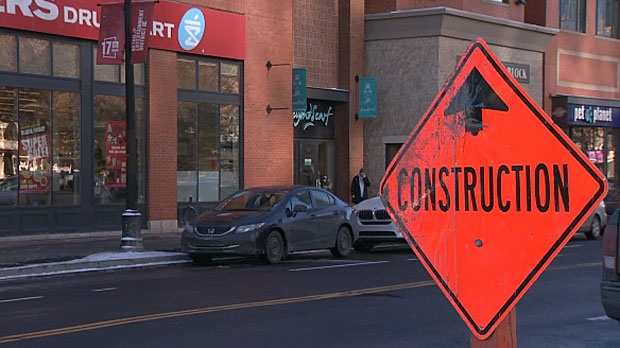 The city says that all road construction on 17 Avenue S.W. has wrapped up for the 2018 season.