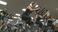 GoodLife spin for kids fundraiser held
