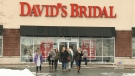 Bridal store to file for bankruptcy