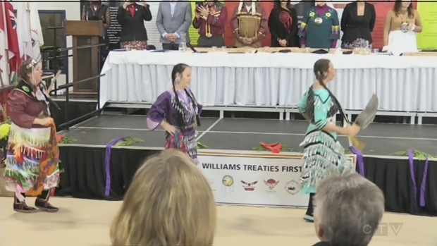 Seven Williams Treaties First Nations