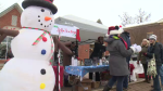 Local charity collects stockings to give to kids