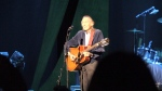 Singer-songwriter Gordon Lightfoot celebrated a milestone 80th birthday with a sold-out benefit show in his hometown of Orillia, Ont.