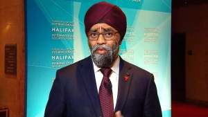 CTV QP: Sajjan on RCMP flight fiasco