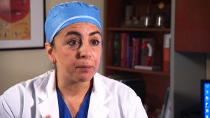 "Dr. Maral Ouzounian, a cardiac surgeon at Toronto General Hospital, describes aortic dissection as ""the great masquerader"" because of its similarity to other cardiac emergencies."