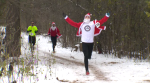 Annual Jingle Bell Run held in Cambridge