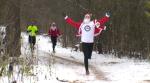 Annual Jingle Bell Run held in Cambridge