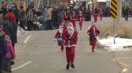 Santa Run in support of Big Brother and Big Sister