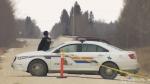 Woman shot while inside vehicle near Gimli