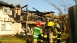 mission house fire