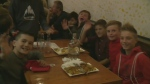 The RED Academy of soccer celebrated its first full year at Abe Erb Sunday night in Waterloo.