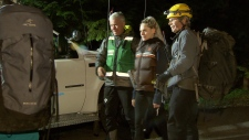 Unprepared hikers rescued from North Shore