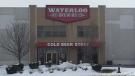 Waterloo Brewing storefront