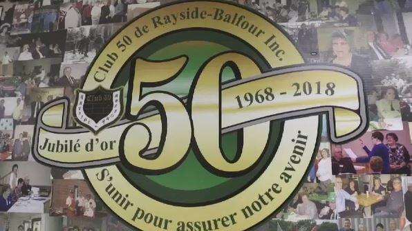 Club 50 celebrates 50th anniversary