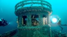 Manasoo shipwreck