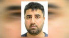 A Canada-wide warrant was issued for Muhammad Nadeem Irshad, 37, after he failed to appear in court to be sentenced on a sex assault conviction (CPS)