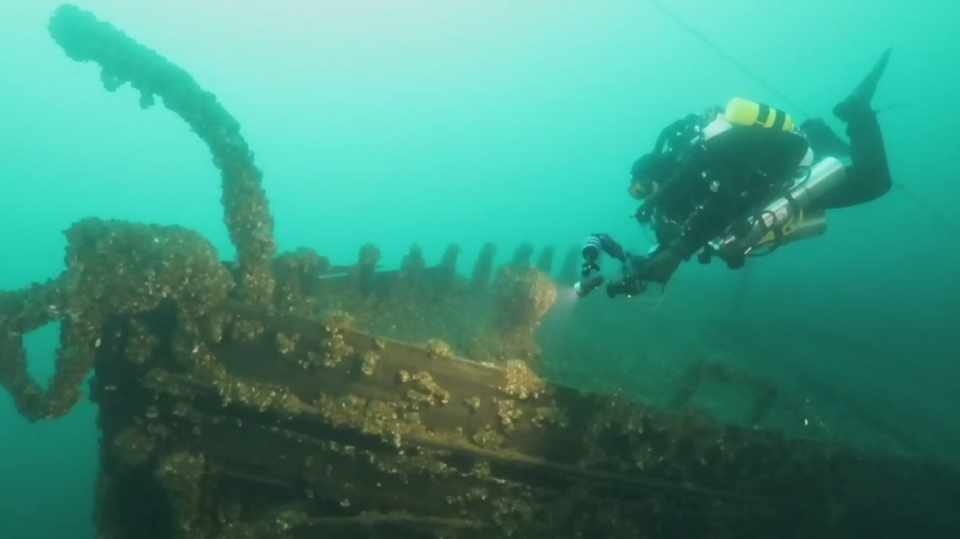 Shipwreck hunters find steamer lost in 1928