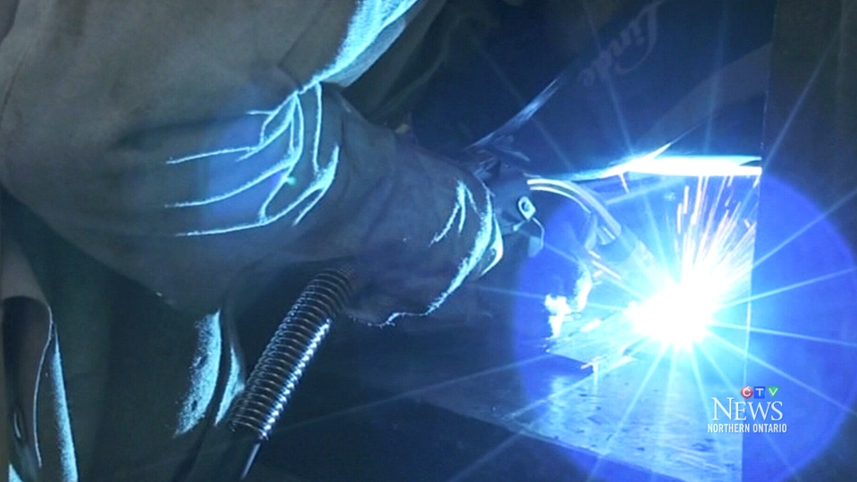 Youth welding program partnership