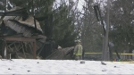 Fire destroys Oro-Medonte home