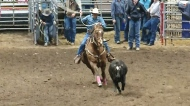 Burning of the Brand kicks off Agribition