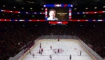 Canadiens honour Randy Tieman