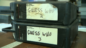 CTV National News: Long forgotten recordings