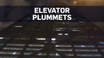 Everyone survives as elevator drops 84 floors
