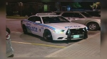Barrie Police night