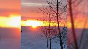 Twin Beach Sunset. Photo by Wendy Stevenson.