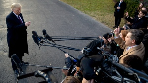REPLAY: Trump holds freewheeling press conference