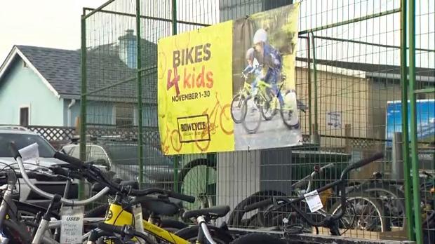 Bow Cycle - Bikes 4 Kids