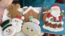 Baker cookies