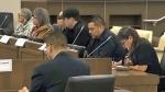 National Energy Board - Trans Mountain hearing