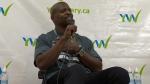 Terry Crews - Nelson Mandela H.S. Calgary