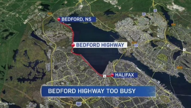 City takes aim at Bedford Highway traffic woes