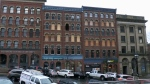 Several heritage buildings in Saint John, N.B. are getting a new lease on life, with developers renovating them into condos, offices and shops.