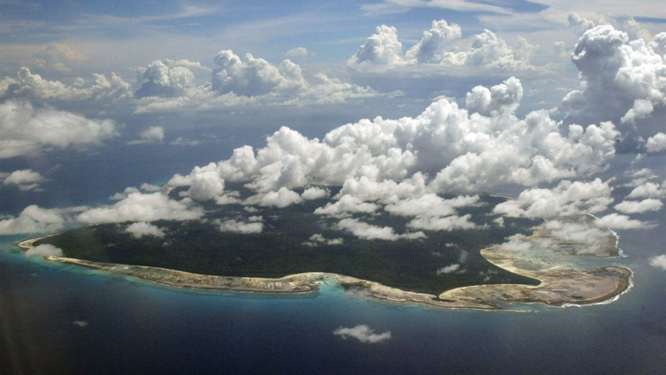 North Sentinel Island is a protected area and not open to tourists.(Gautam Singh / AP file)