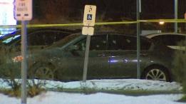 Scene of shooting on Highway 410 in Brampton